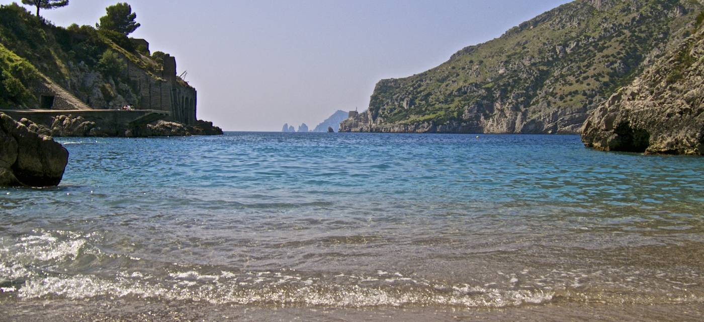 Footpaths on the Amalfi Coast - Trekking