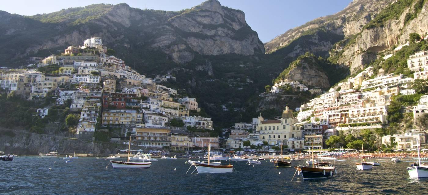 Passeios no mar na Costa Amalfitana