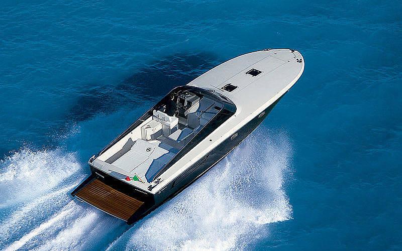 Noleggiare un motoscafo a Capri