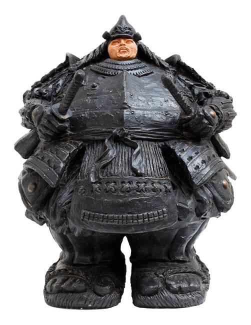 Custode Samurai IX