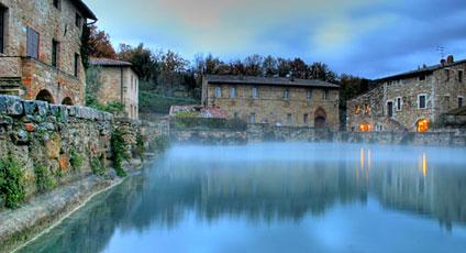 Bagno Vignoni Hotels