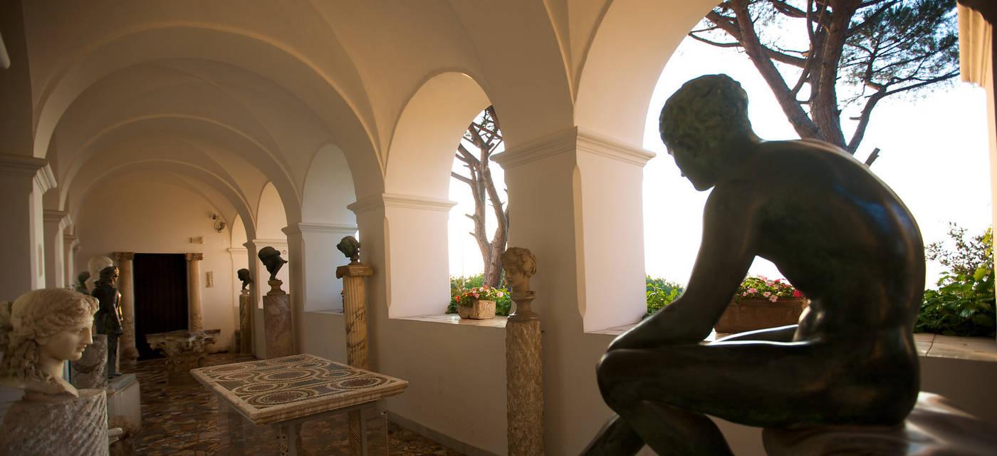 Villa San Michele - Axel Munthe