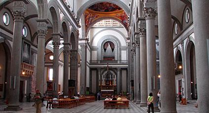 Basilica di san lorenzo hotels boutique hotel e alberghi for Interior iglesia san lorenzo brunelleschi