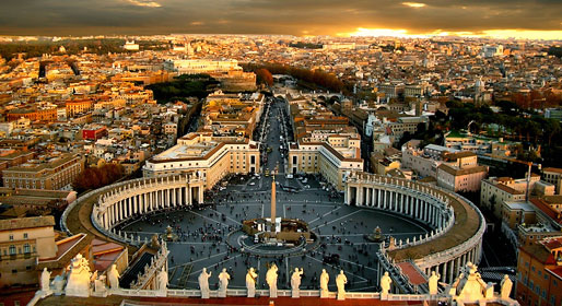 The City of Popes