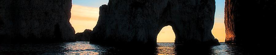 Escursioni in mare e giro dell'isola