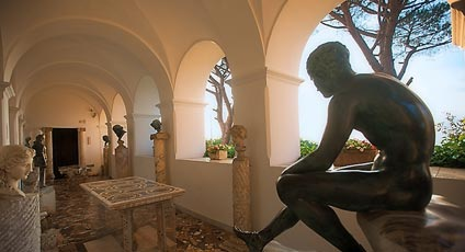 Villa San Michele l'eremo di Axel Munthe