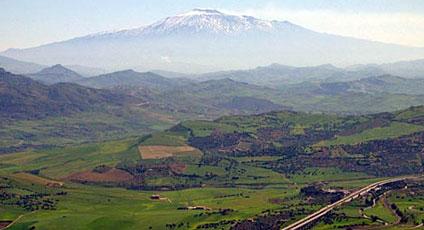 Valle dell'Etna