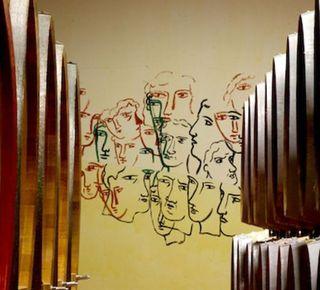 Castello Romitorio: Brunello wine and works of art Hotel