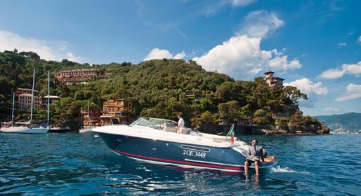 A splendid day in Portofino