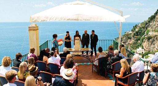 Da Melbourne A Positano Matrimonio In Costiera Amalfitana