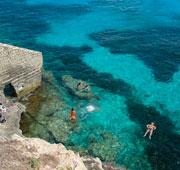 Snorkelling Sicily