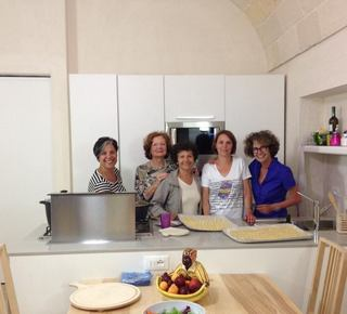 Home made Pasta Lesson Hotel