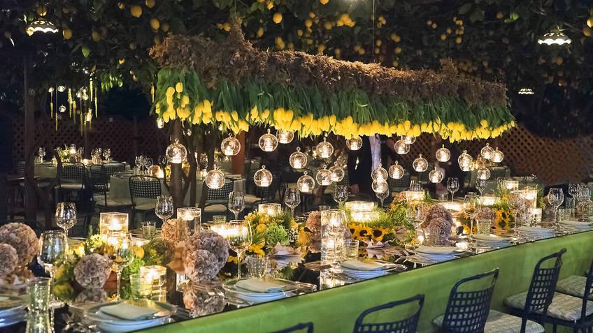 Flowers in Capri Weddings and Events Anacapri