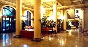 Grand Hotel Et Des Palmes Palermo Hotel