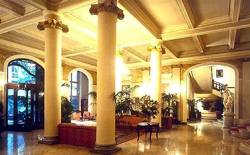 Grand Hotel Et Des Palmes Hotel 4 Stelle Palermo