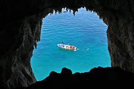 Gianni's Boat - Tour di gruppo da Sorrento a Capri - 7 ore/LOW SEASON