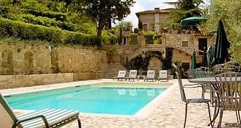 Villa Cicchi Ascoli Piceno - Abbazia di Rosara Monti Sibillini hotels
