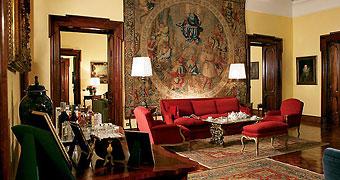 Villa Spalletti Trivelli Roma Hotel