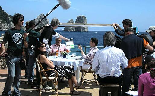 Capri Location Service Cinema e Televisione Capri