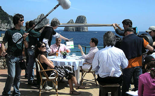 Location Service Cinema e Televis�o Capri
