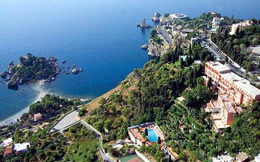 Grand Hotel Miramare 4 Star Hotels Taormina