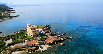 Villa Las Tronas Hotel & Spa Alghero Sassari hotels