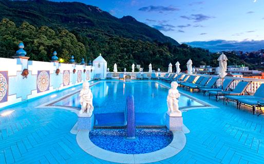 Terme Manzi Hotel & Spa 5 Star Hotels Casamicciola Terme - Ischia