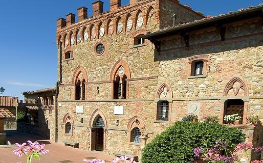 Castelletto di Montebenichi Bucine Hotel