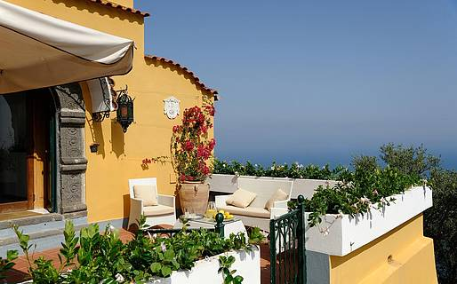 Villa Felice Relais 3 Star Hotels Amalfi