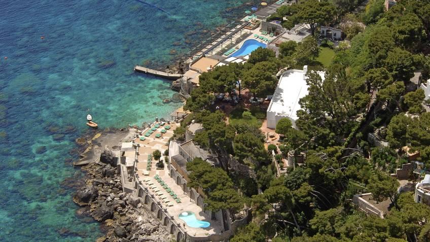 La Canzone del Mare Stabilimenti Balneari Capri