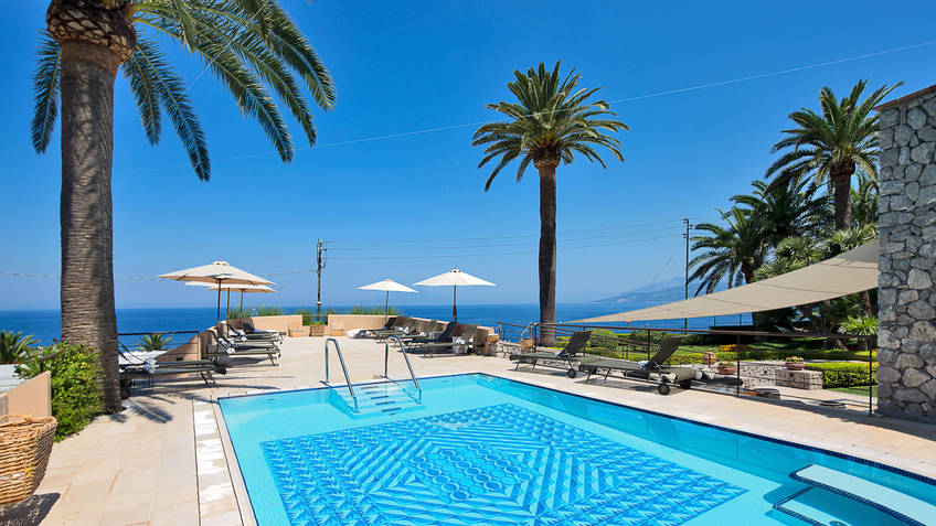 Villa Marina Hotel & Spa Hotel 5 estrelas Capri
