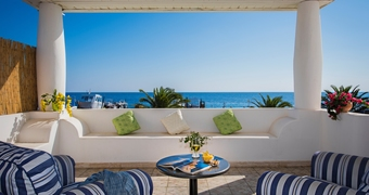 Hotel Ossidiana Stromboli - Isole Eolie Eolie Islands hotels
