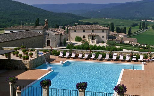 Borgo La Bagnaia 5 Star Hotels Località Bagnaia