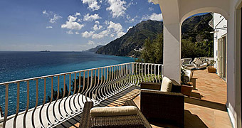 Villa Lighea Art Boutique Positano Hotel
