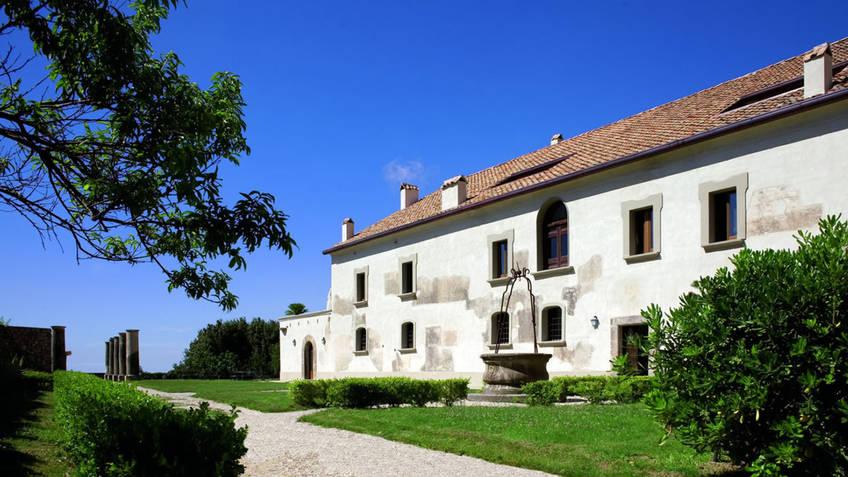 Masseria Astapiana Villa Giusso Residências de Época Vico Equense