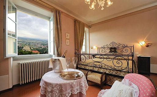 Villa Marsili 4 Star Hotels Cortona