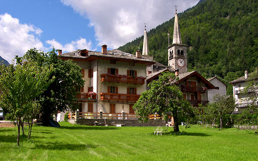 Tre Alberi Liberi Riva Valdobbia Hotel