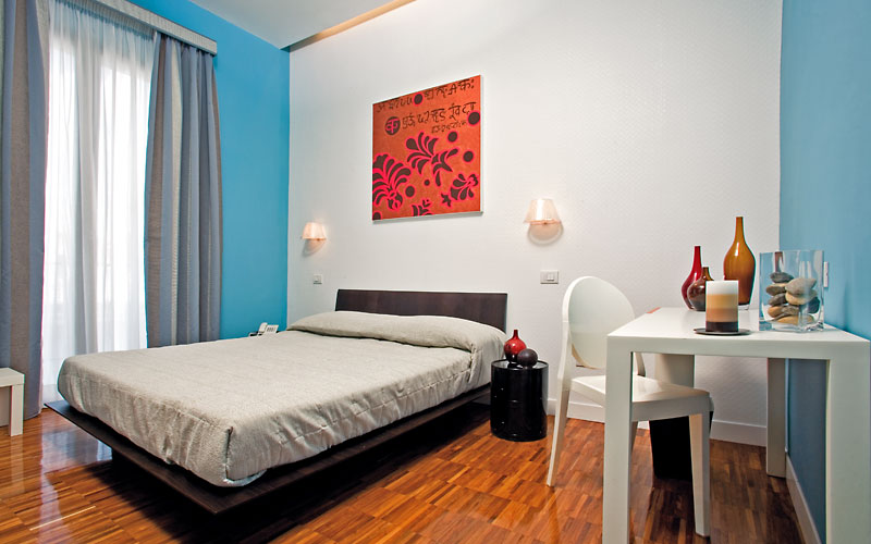 Attico partenopeo napoli and 50 handpicked hotels in the for Design hotel naples italy