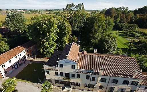 Villa Alberti Dolo Hotel