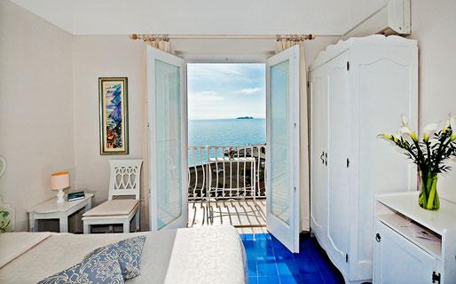 Bed And Breakfast Positano Villa Verde