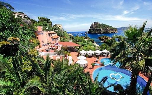 Delfini Strand Hotel Terme Hotel 4 Stelle Ischia