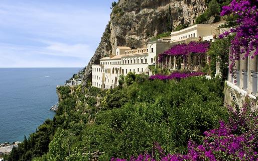 Grand hotel convento di amalfi hotel amalfi italy for Hotel luxury amalfi