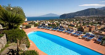 Hotel Cristina Sant'Agnello Castellammare di Stabia hotels