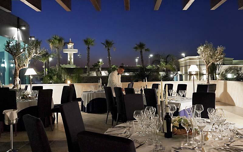 Grand hotel minareto hotel siracusa for Hotel resort siracusa