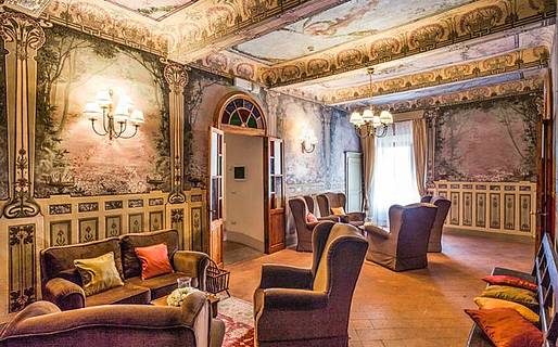 Hotel Palazzo San Niccolò 4 Star Hotels Radda In Chianti