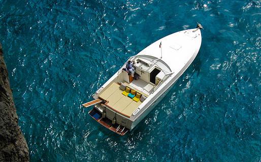 Capri Marine Limousine Excursions by sea Capri