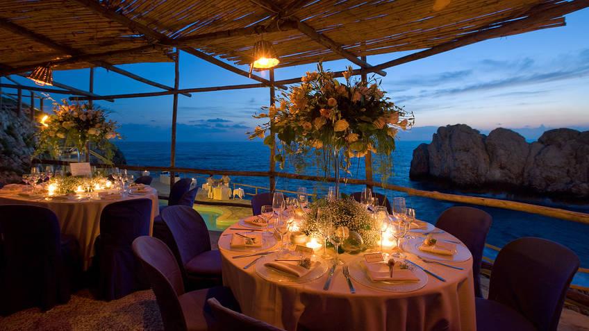 Lido del Faro Restaurantes Anacapri