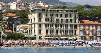 Hotel Parigi Bordighera Imperia hotels