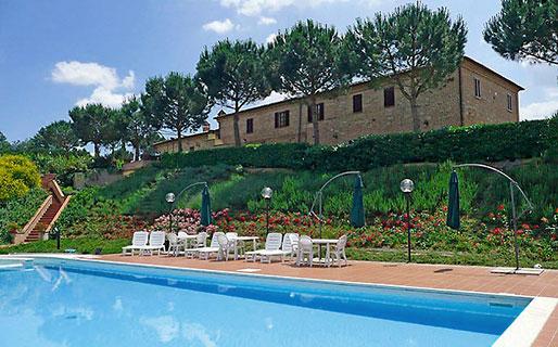 Casa di Bacco Agriturismo Montepulciano