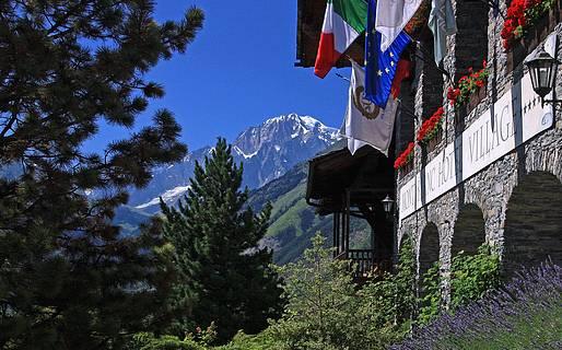 Mont Blanc Hotel Village Hotel 5 stelle La Salle